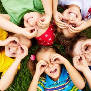 Dzieci odkrywają świat
